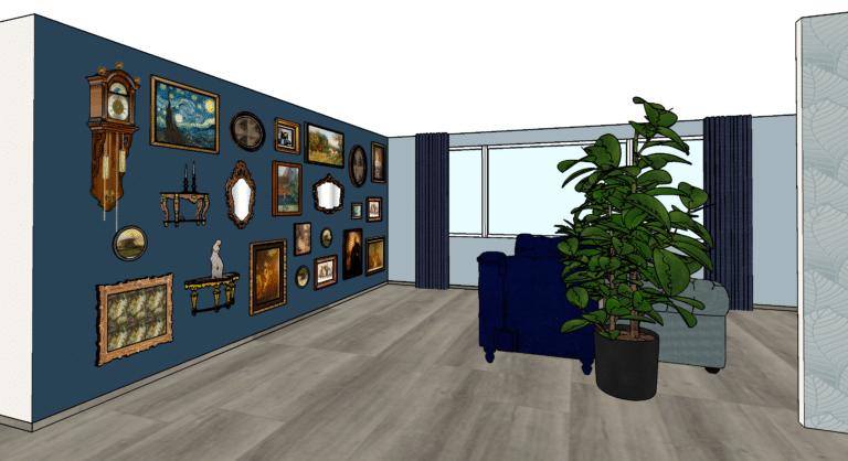 Interieurstyling appartement Hoofddorp